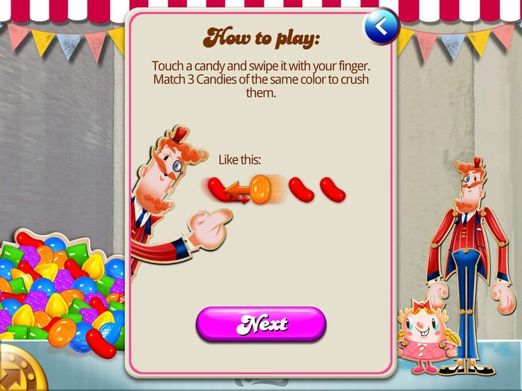 Candy Crush walkthrough tutorial