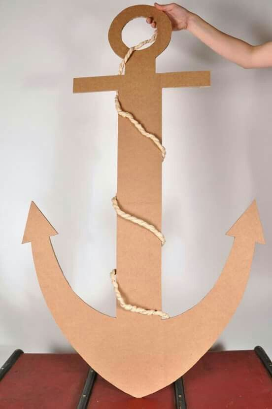 149 besten schiffe und co im kindergarten bilder auf - Basteln mit birkenholz ...