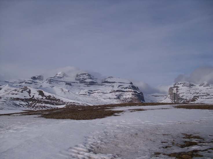 Tres Sorores-Monte Perdido