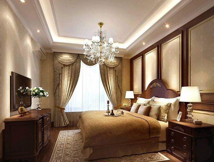 new classic bedroom ideas and interior #343 - PMSilver Interior - new home decorating ideas