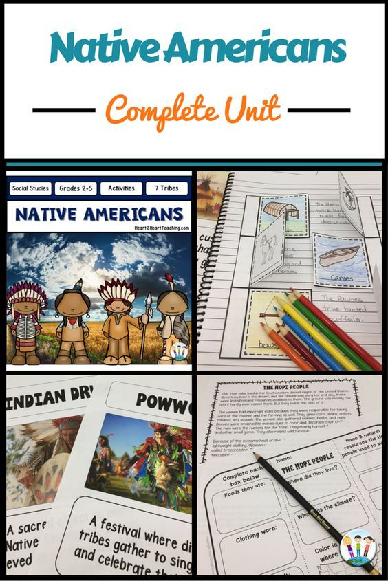 Native American Science Lessons & Activities