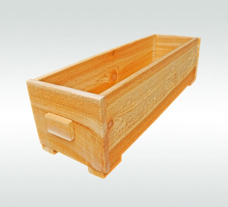 Fairy Herb Garden Cedar Wooden Window Wood Planter Flower Box Pot Gift for Gardener Gift _________________________________________________________________________________________ ☼ A traditional planter perfect for self-contained planting jobs, such as flowers, vegetables, herbs and fairy gardens. Features hand sanded edges. Extremely durable, they are both glued and nailed. Constructed from 100% natural, chemical free Western Red Cedar with no stains, treatments, additives or…
