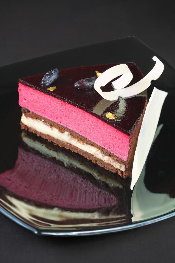 "Verdade de sabor: Торт ""Николь"" / Torta mousse ""Nicole"""