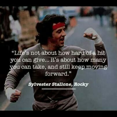 love this...ROCKY