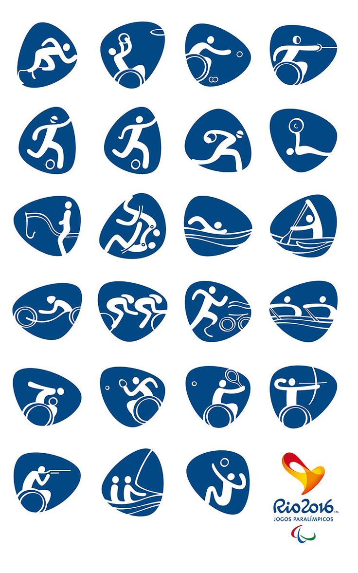 1 | Check Out The New Olympic Pictograms | Co.Design | business + design