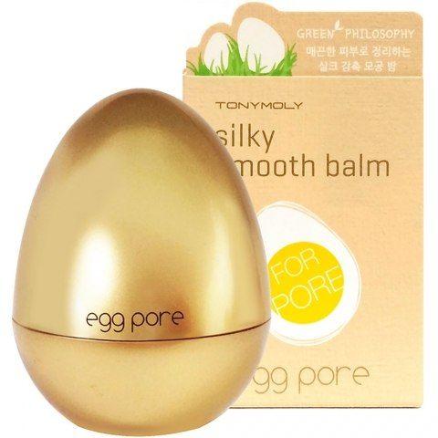 Праймер для пор в области носа Egg Pore Silky Smooth Balm TONY MOLY - купить, цена, фото, видео, доставка | Праймеры | Женщинам | Интернет магазин JOY BY JOY