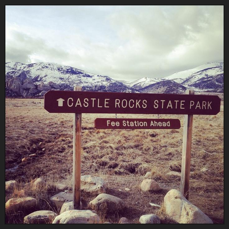 Castle Rock State Park Idaho