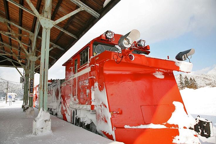DE15 snowplow by Takahiro Kuriyama • 1 year ago - Japan