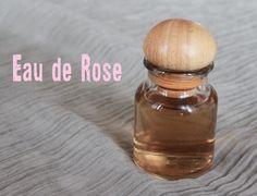 L'eau de rose bio maison est excellent produit naturel pour tous types de peau. L'eau de rose adoucit, raffermit & hydrate. Ce tonique est facile à réaliser