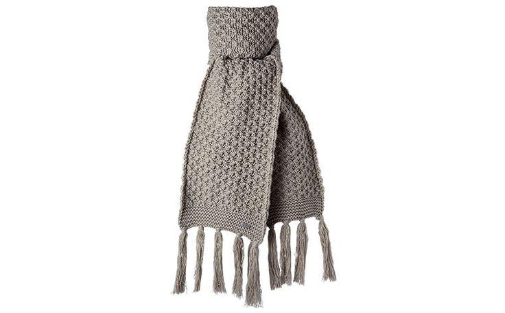 GynNY Taupefarbener Schal