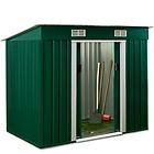EUR 199,00 - Gartenhaus Gerätehaus Metall - http://www.wowdestages.de/eur-19900-gartenhaus-geratehaus-metall/