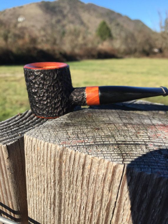 Tobacco pipe by Nomadpipes on Etsy