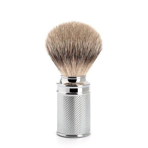 Badger Brush - MÜHLE Silvertip Badger Chrome Shaving Brush