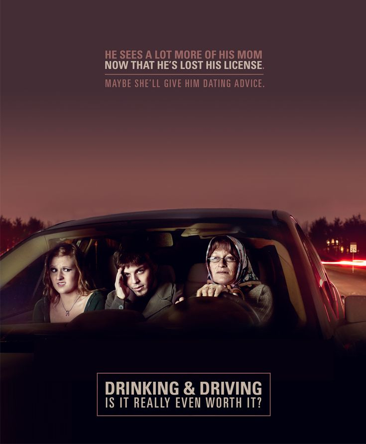 Dangers of drink driving