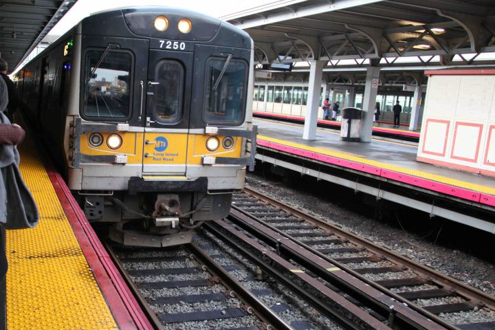 Finance World's Latest Suicide: Banker Kills Self Jumping In Front Of Long Island Commuter Train.