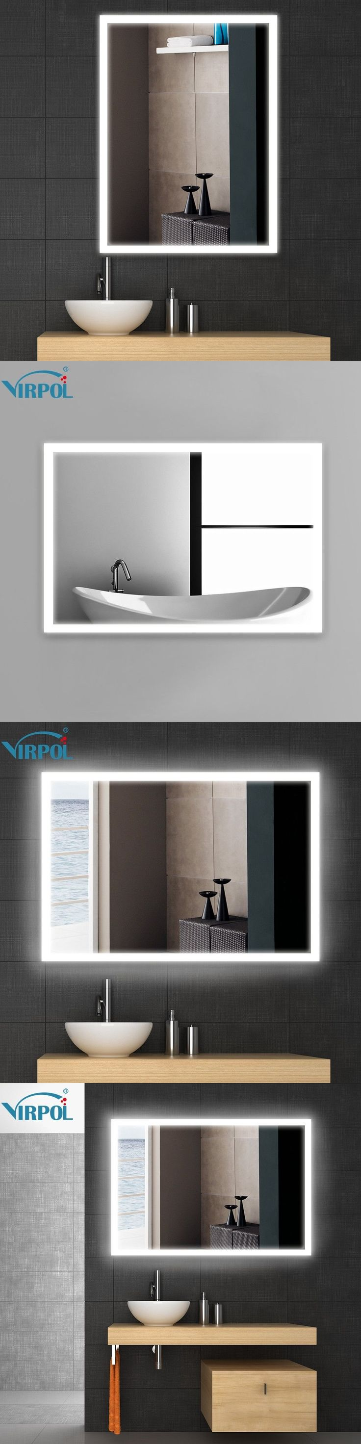 Best 20 Bathroom mirrors with lights ideas on Pinterest
