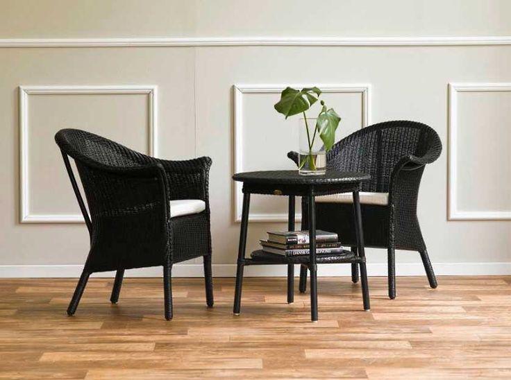 Sika Design Lloyd Loom Beistelltisch rund kaufen im borono Online Shop