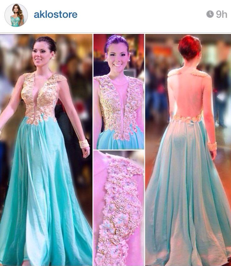 51 best vestidos de boneca images on Pinterest | Evening gowns ...