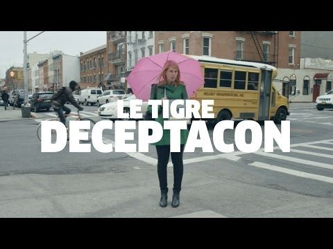 beat:repeat NYC | Le Tigre - Deceptacon - YouTube