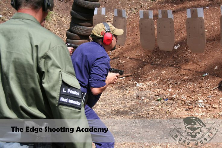 Tactical Firearm training