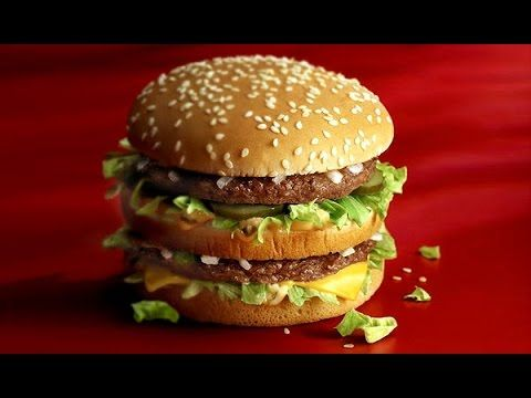 Como fazer Big Mac e receita do molho especial do Big Mac Mcdonalds #12 - YouTube