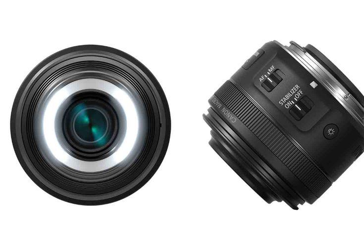 Canon+lance+un+objectif+macro+avec+flash+intégré