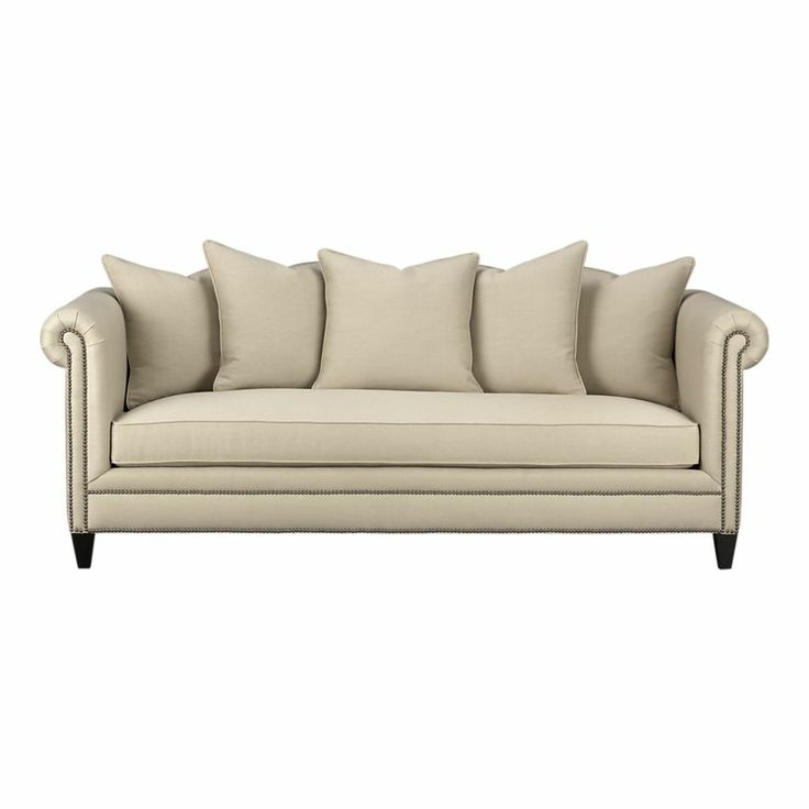Tailor Sofa in Sofas   Crate and Barrel