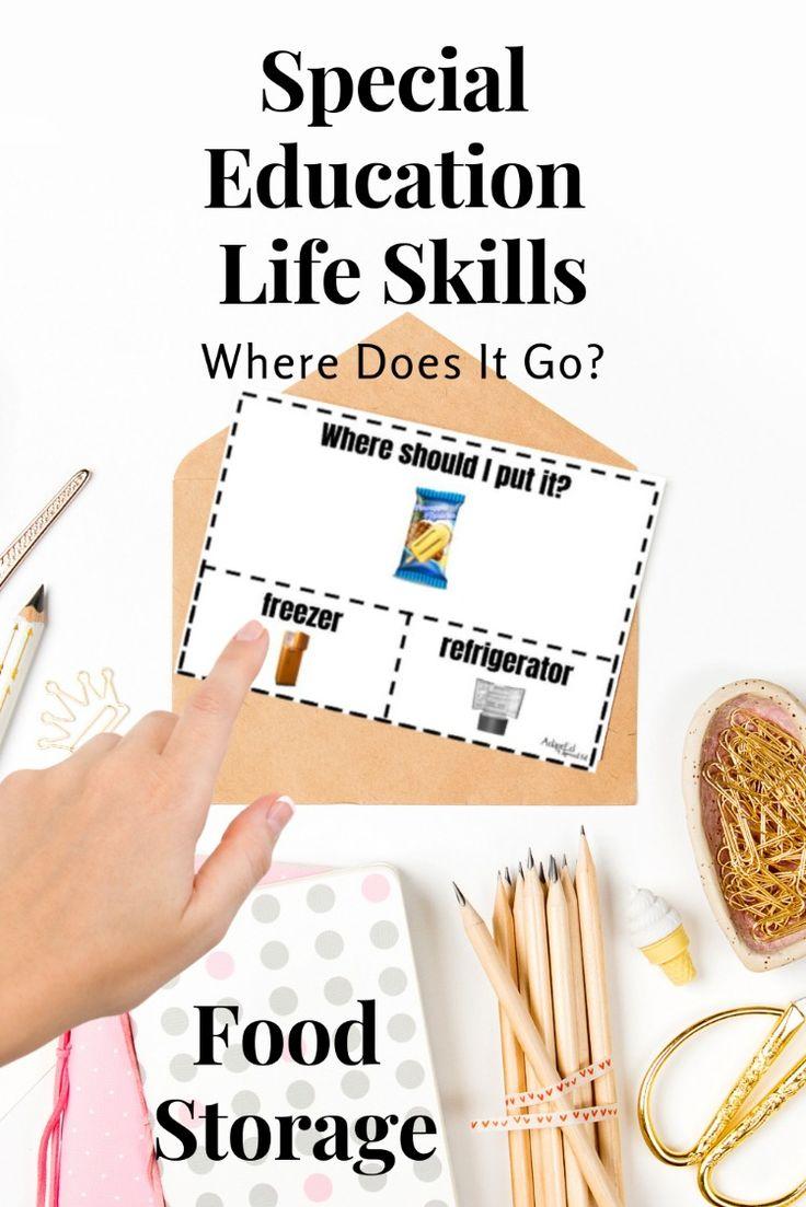 Special Education Life Skills