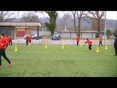 Gareth Bale - Soccer Speed Training - Change of Direction Speed