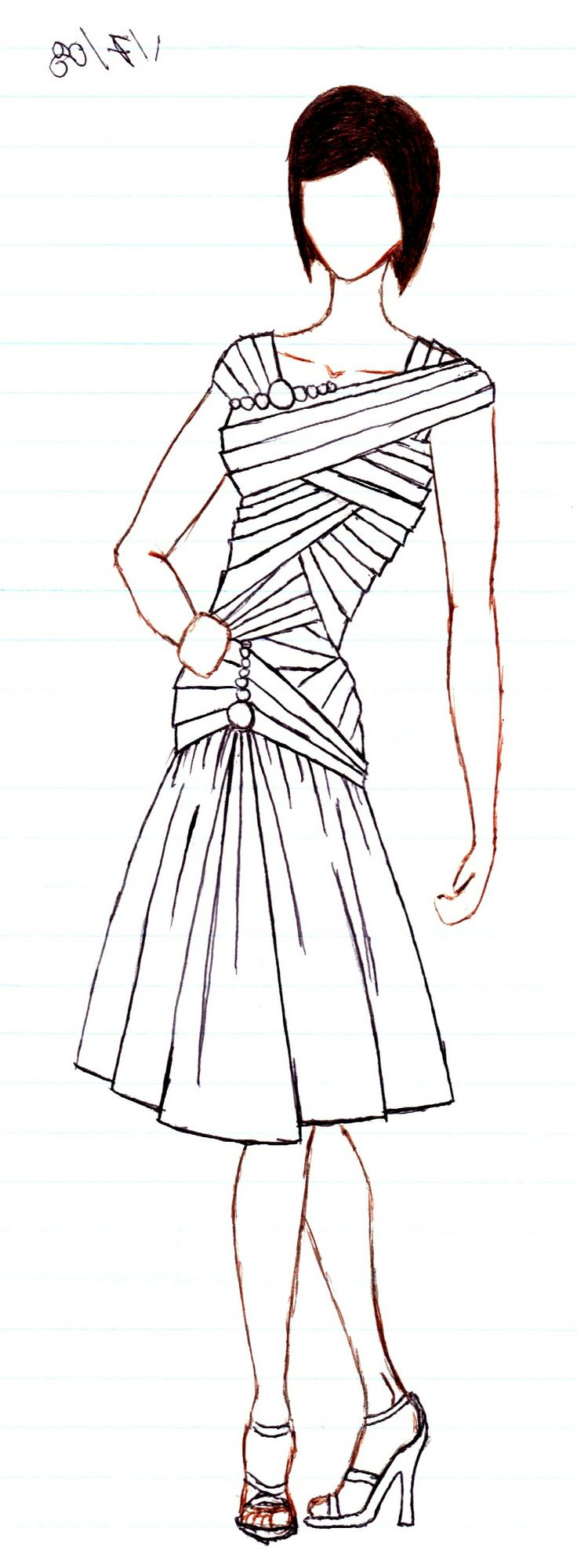 dress designs drawings 2012 wwwpixsharkcom images