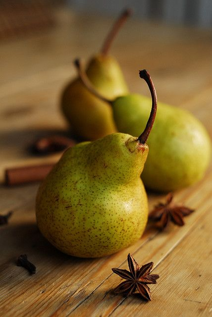 ~~ Pears and Spices by sarka b~~