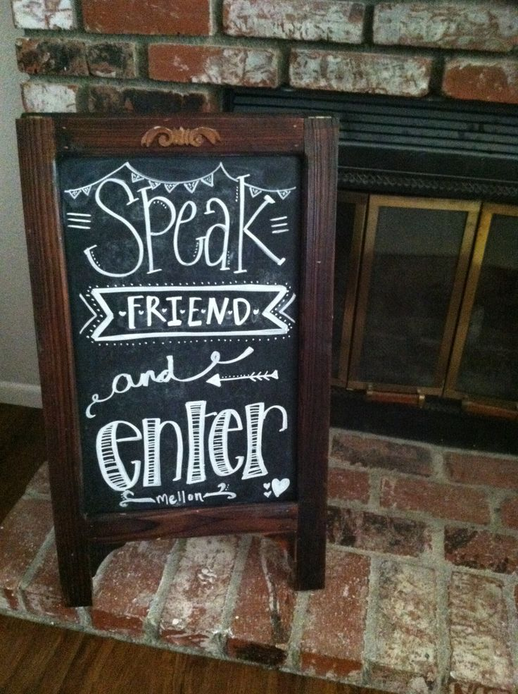 I swear I'm going to make this sign for the entrance of my Mellon Friend's Wedding xD @Kelsey Turner