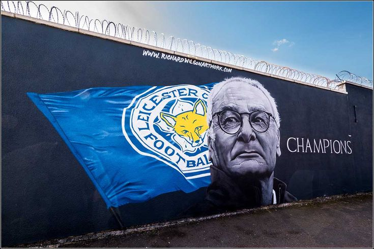 leicester city premier league champions 2016