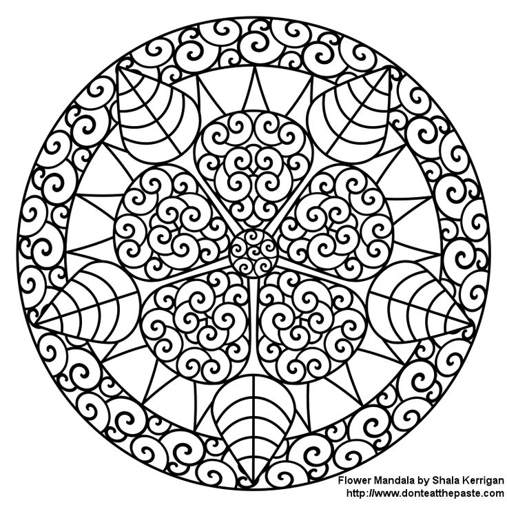 1087 best Colouring pages for Adults images on Pinterest