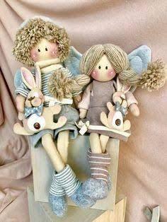 Resultado de imagem para bonecas country mirassol