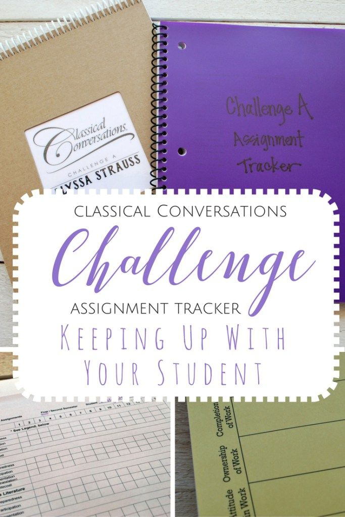 Challenge Assignment Tracker - Keeping Up With Your Student