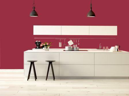W tak kolorowej kuchni pieklibyśmy chyba tylko same słodkości :) Macie jakieś sprawdzone przepisy?