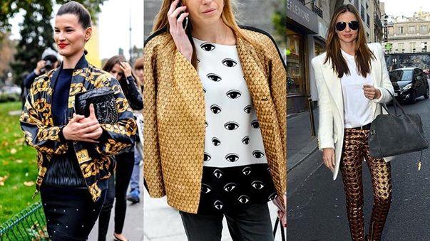 Street Fashion & Style