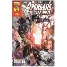 The Avengers United #83 from Marvel/Panini Comics UK. 19th September 2007 issue. In fair condition on the cover as it has a small tear. Internally in very good condition. Bagged and boarded. £1.00