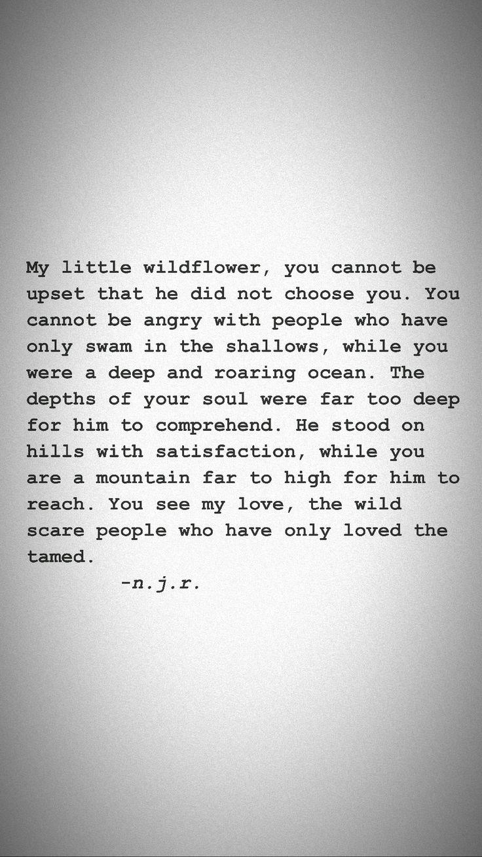 my little wildflower