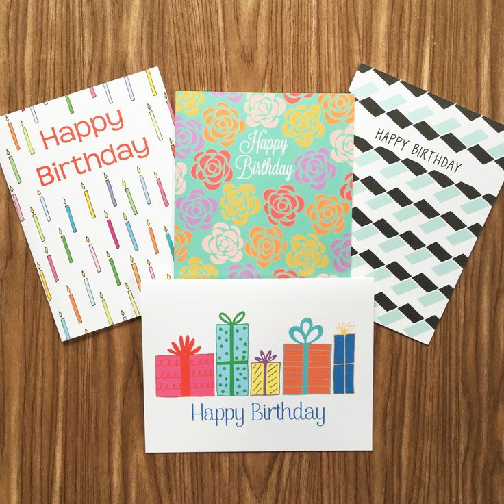173 best Products images on Pinterest Cactus, Embroidery designs - birthday card sample
