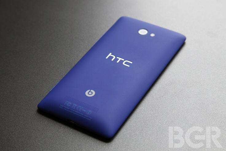 HTC Windows Phone 8X. HTC knows how to make hardware.