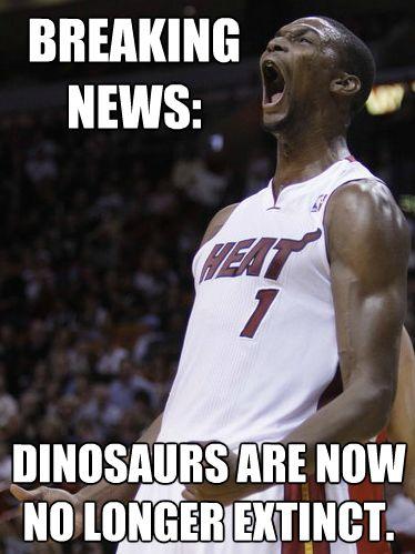nba ref memes   chris bosh meme 2 » NBA Memes