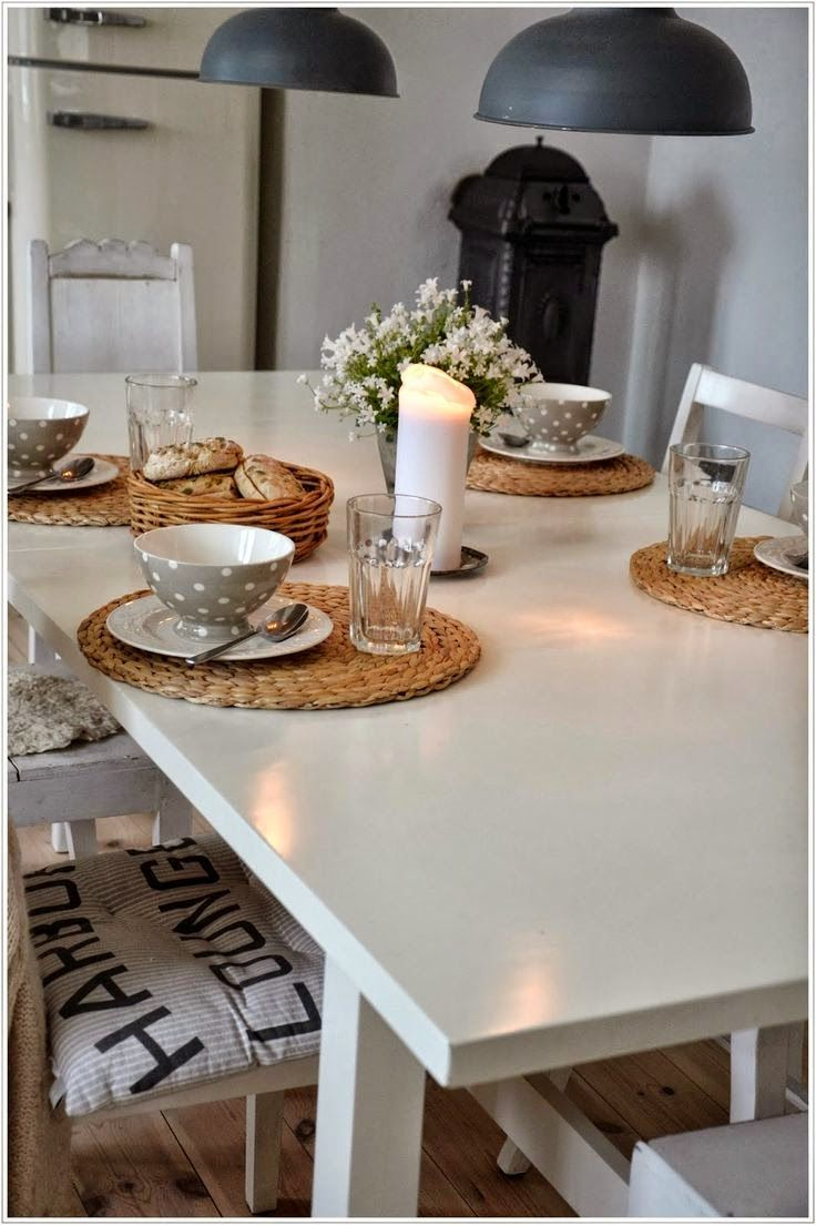 1000 Images About Decoracion Mesas On Pinterest Table Settings