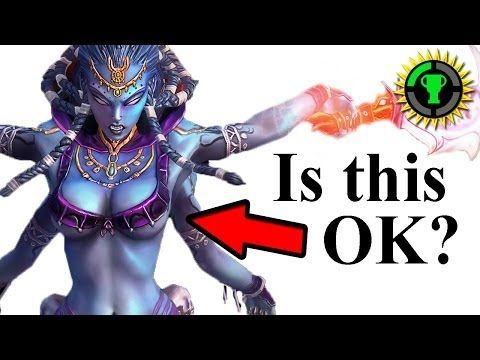 Game Theory: Are SMITE's Goddesses TOO SEXY? - YouTube