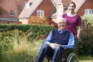 Home Care in Danville CA: Home Care for Wheelchair Bound Seniors