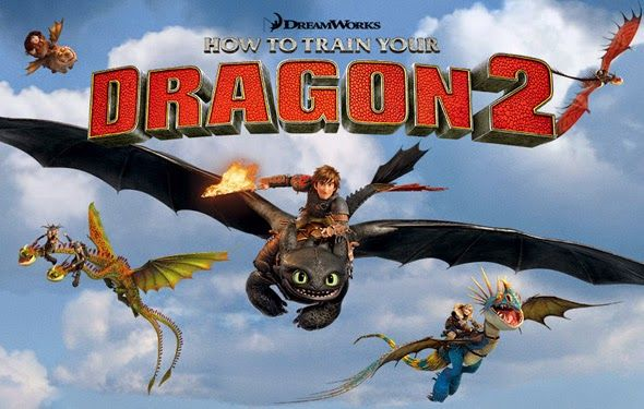 The Flamboyant Press: How To Train Your Dragon 2
