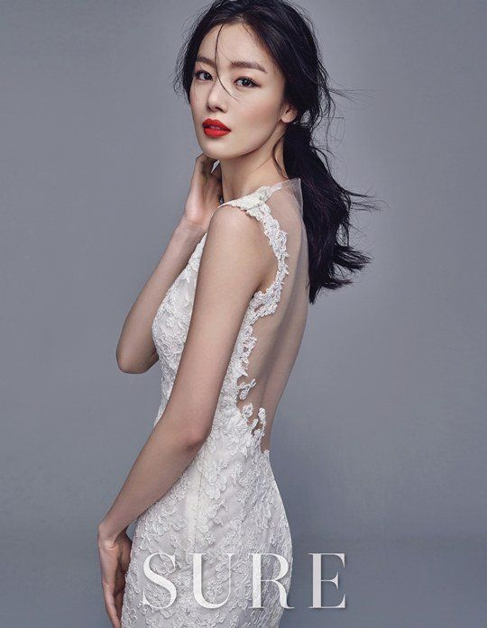 SECRET Member Han Sunhwa Poses for SURE Magazine | Koogle TV