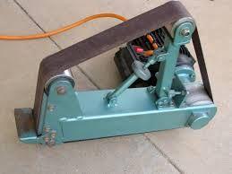 2x42 belt grinder plans
