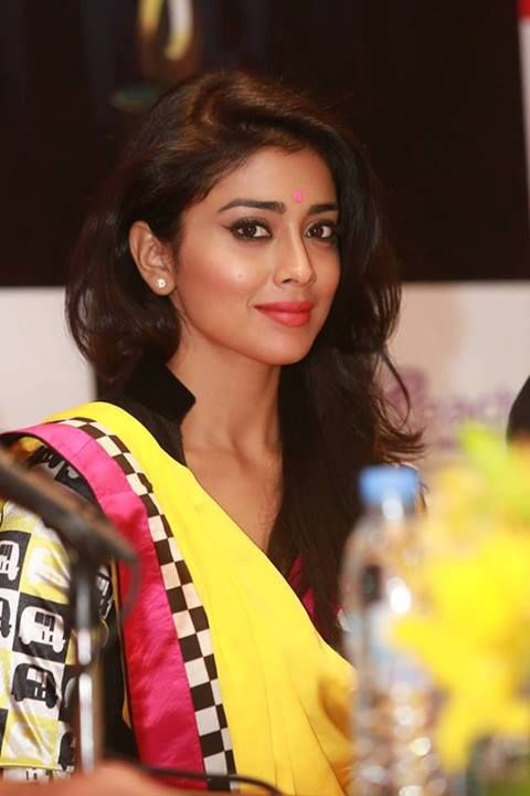 Actress Shriya Saran